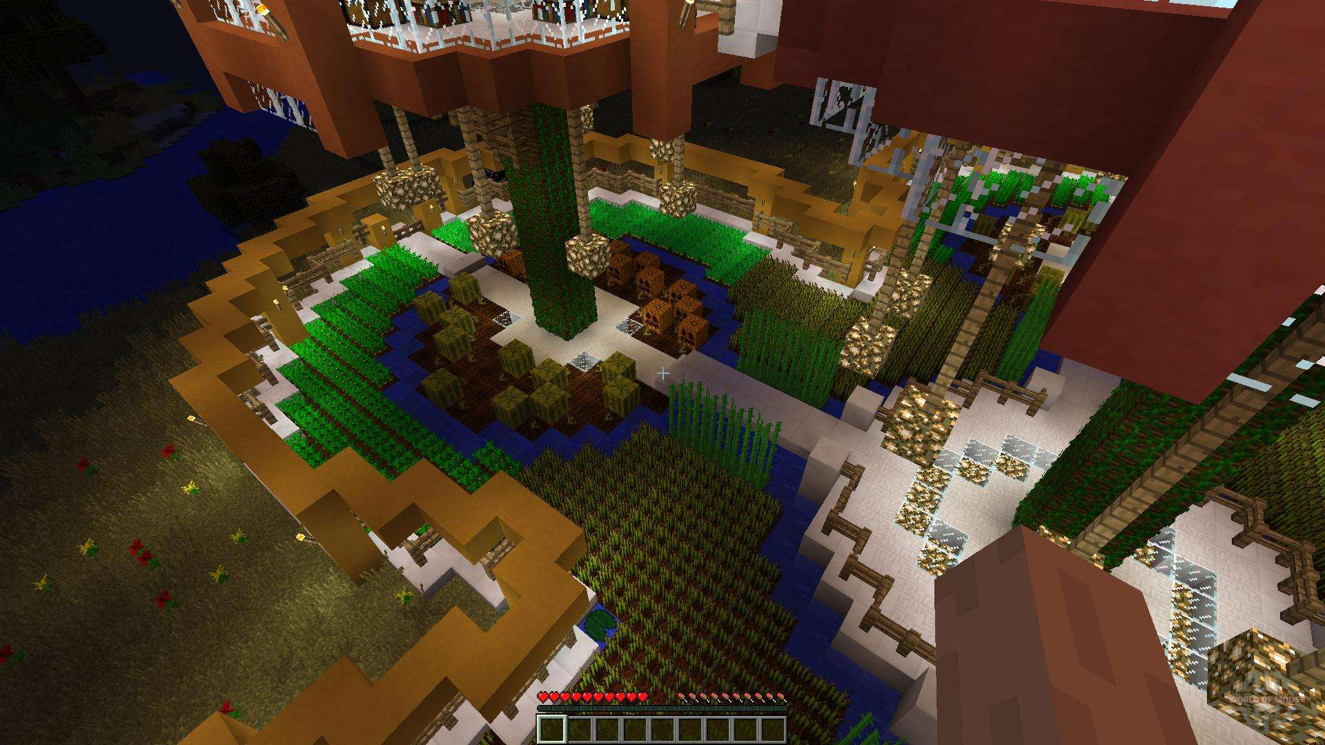 minecraft epic treehouse map download