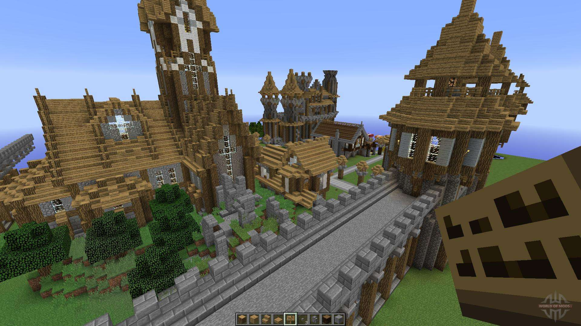 map a minecraft download servers
