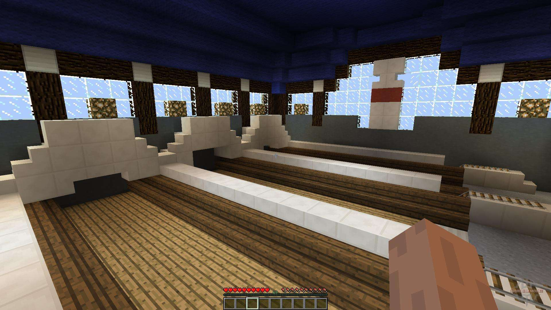 Bowling Map  8 For Minecraft