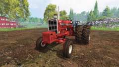 Farmall 1206 dually wheels