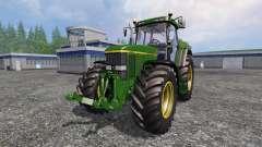 John Deere 7810R v1.5 for Farming Simulator 2015