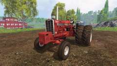 Farmall 1206 dually