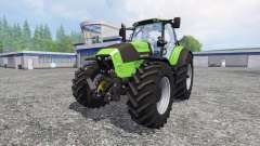 Deutz-Fahr Agrotron 7250 TTV v3.0 for Farming Simulator 2015