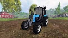 MTZ-892 v1.2 for Farming Simulator 2015