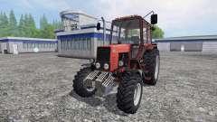 MTZ-82.1 Belarusian v2.1 for Farming Simulator 2015
