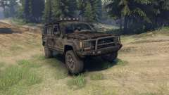 Jeep Cherokee for Spin Tires