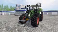 Fendt 724 Vario SCR v4.5 for Farming Simulator 2015