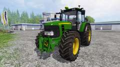 John Deere 6930 Premium v2.0 for Farming Simulator 2015