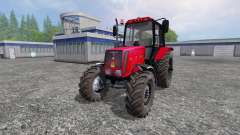 Belarusian-826 for Farming Simulator 2015