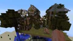Abandoned Steampunk Island