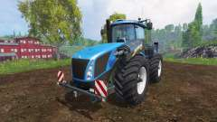 New Holland T9.565 v2.0 for Farming Simulator 2015