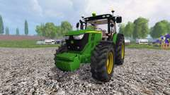 John Deere 6170R v3.0 for Farming Simulator 2015