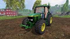 John Deere 6810 v1.3 for Farming Simulator 2015