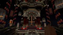 The Unholy Cathedral Most Evil map