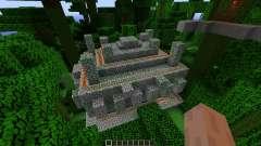 Jungle Temple Coaster
