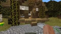 Minecraft Zombie Survival Map