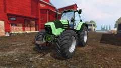 Deutz-Fahr Agrotron 7250 TTV v1.1 for Farming Simulator 2015