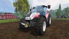 Steyr Multi 6260 for Farming Simulator 2015