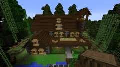 Island Bayou Mansion