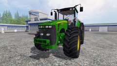John Deere 8430 v2.0 for Farming Simulator 2015