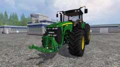 John Deere 8330 v4.0 for Farming Simulator 2015