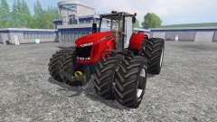 Massey Ferguson 7622 v2.5 for Farming Simulator 2015