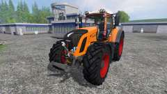 Fendt 936 Vario utility for Farming Simulator 2015