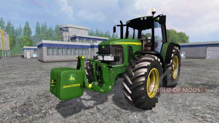 John Deere 6820 for Farming Simulator 2015