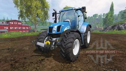 New Holland T6040 for Farming Simulator 2015