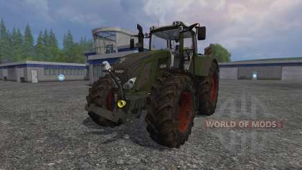 Fendt 828 Vario for Farming Simulator 2015