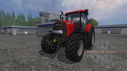 Case IH Puma CVX 145 v0.9 for Farming Simulator 2015