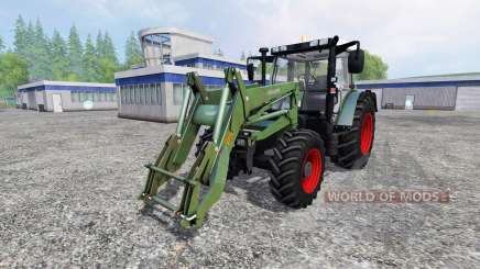 Fendt 380 GTA Turbo for Farming Simulator 2015