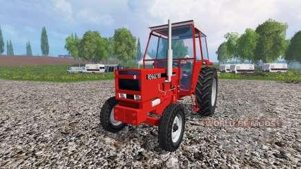 Renault 651 for Farming Simulator 2015