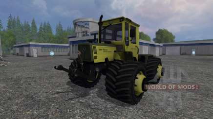 Mercedes-Benz Trac 1100 turbo v1.2 for Farming Simulator 2015