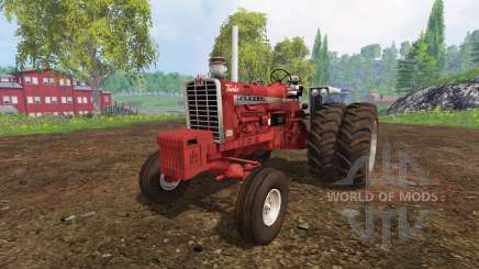 Farmall 1206 dually for Farming Simulator 2015