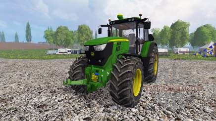John Deere 6150M for Farming Simulator 2015