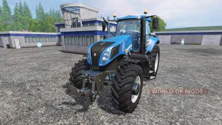 New Holland T8.320 v0.1 for Farming Simulator 2015