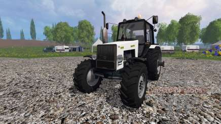 MTZ-W [edit] for Farming Simulator 2015