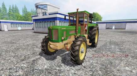 Schluter Super 1050V v2.0 Green for Farming Simulator 2015
