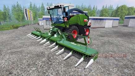 Fendt Katana 65 v2.0 for Farming Simulator 2015