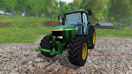 John Deere 6910 v2.0 for Farming Simulator 2015