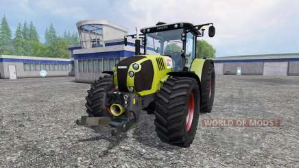 CLAAS Arion 650 for Farming Simulator 2015