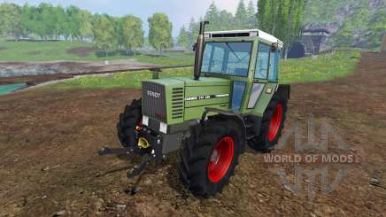 Fendt Farmer 310 LSA v2.4 for Farming Simulator 2015