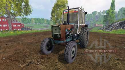UMZ-CL v2.0 for Farming Simulator 2015