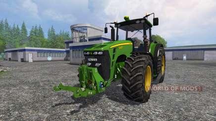 John Deere 8330 v4.1 for Farming Simulator 2015