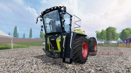 CLAAS Xerion 4000 v0.8 for Farming Simulator 2015