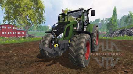 Fendt 828 Vario v2.5 for Farming Simulator 2015
