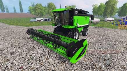 Deutz-Fahr 6095 HTS v1.2 for Farming Simulator 2015