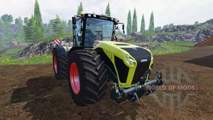 CLAAS Xerion 4500 v1.1 for Farming Simulator 2015