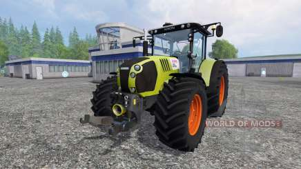CLAAS Arion 650 v1.1 for Farming Simulator 2015